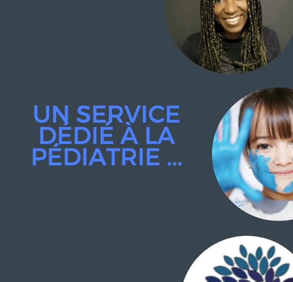 UN SERVICE DÉDIÉ À LA PÉDIATRIE AU SEIN DE LA HEAL CLINIC